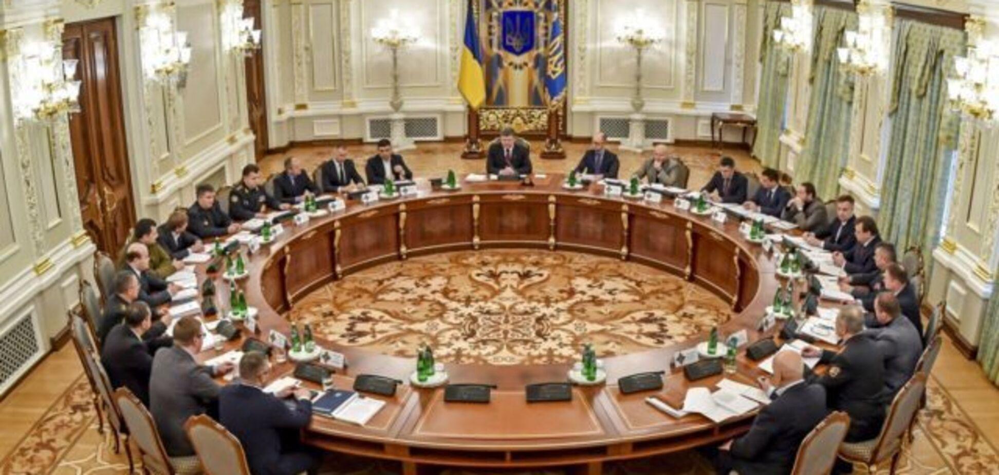 Военное положение в Украине: Порошенко сделал заявление