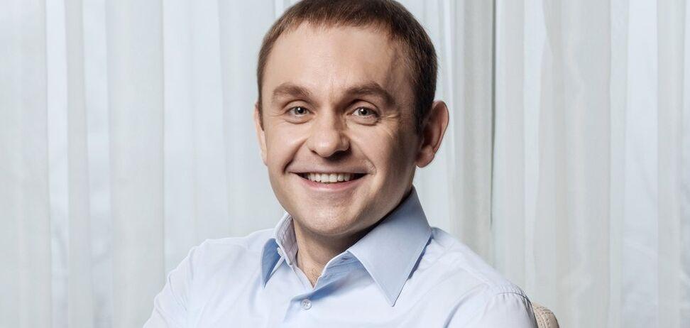 Василь Веселий допоміг організувати новорічні дитячі свята
