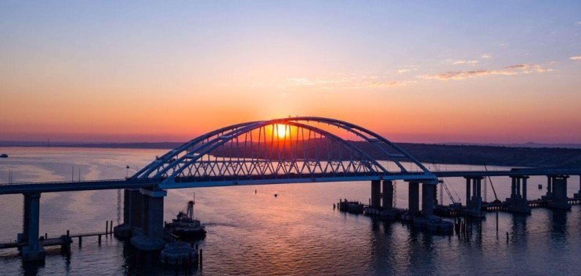 'Міна уповільненої дії': озвучено важливий нюанс щодо Кримського мосту