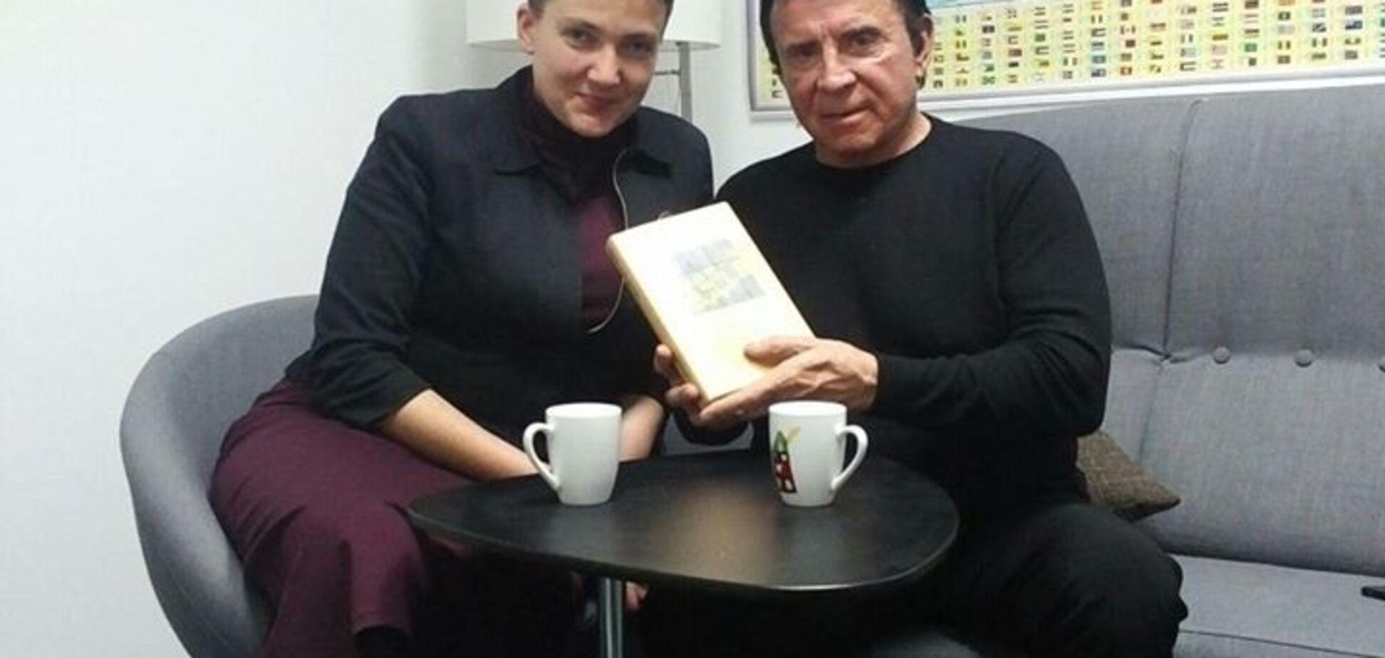 ''Так він же енурез лікував'': у мережі висміяли пророцтво Кашпіровського для Савченко