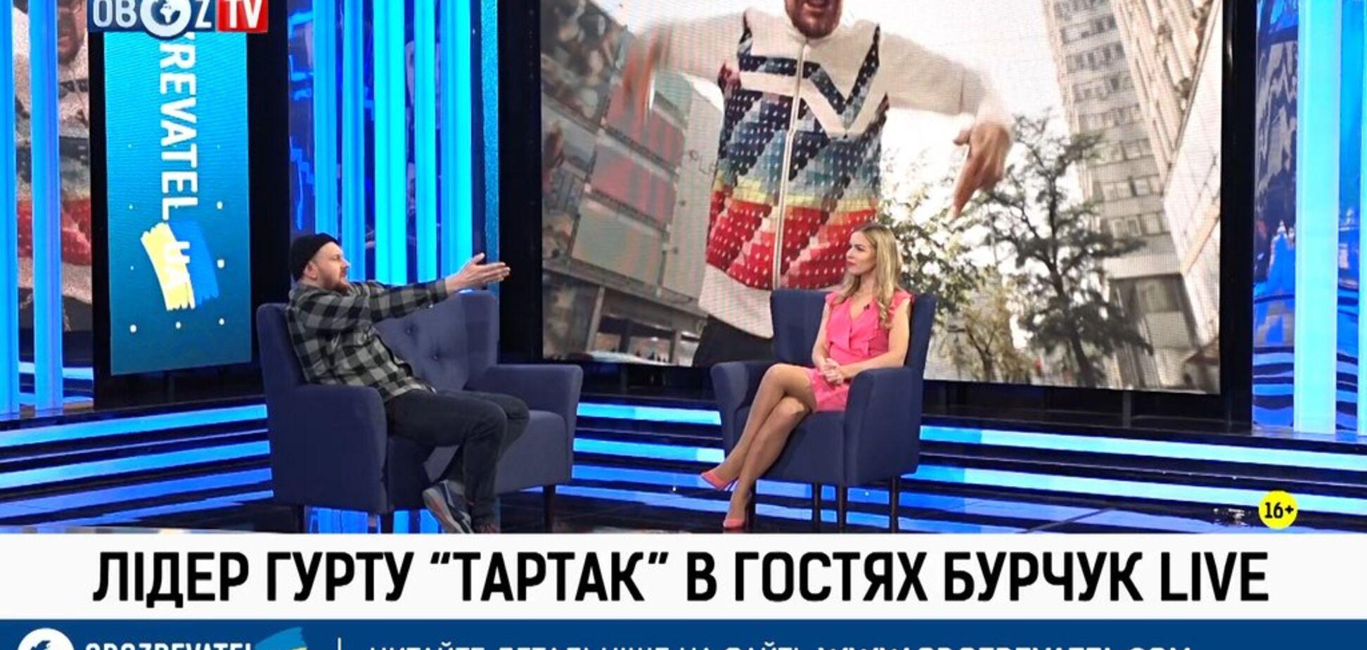 Був один виступ в Росії, який не хотілося б повторювати – Положинський