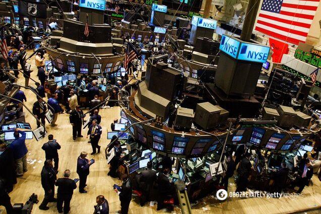 Фондовый рынок США показал феноменальный рост
