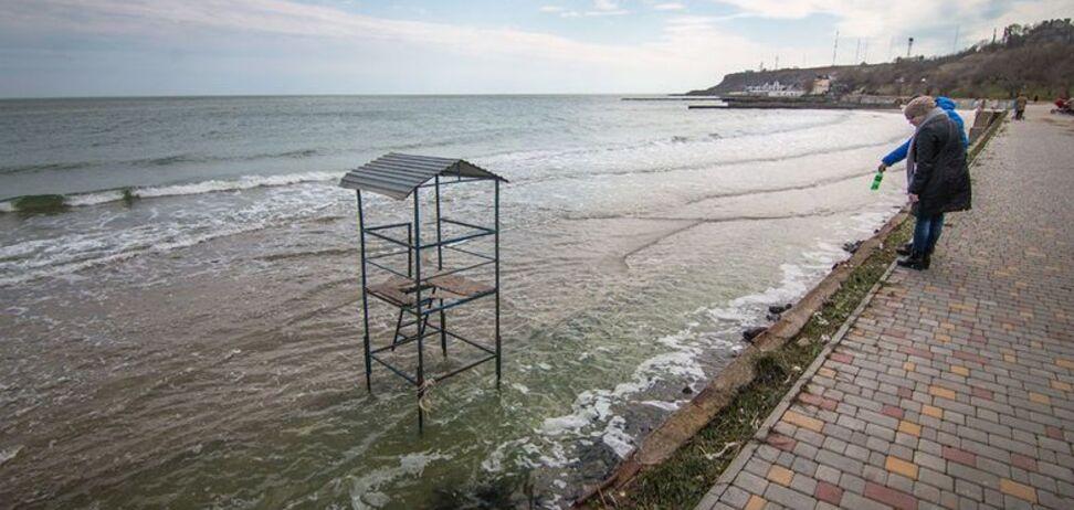Одеса може піти під воду: еколог дала невтішний прогноз