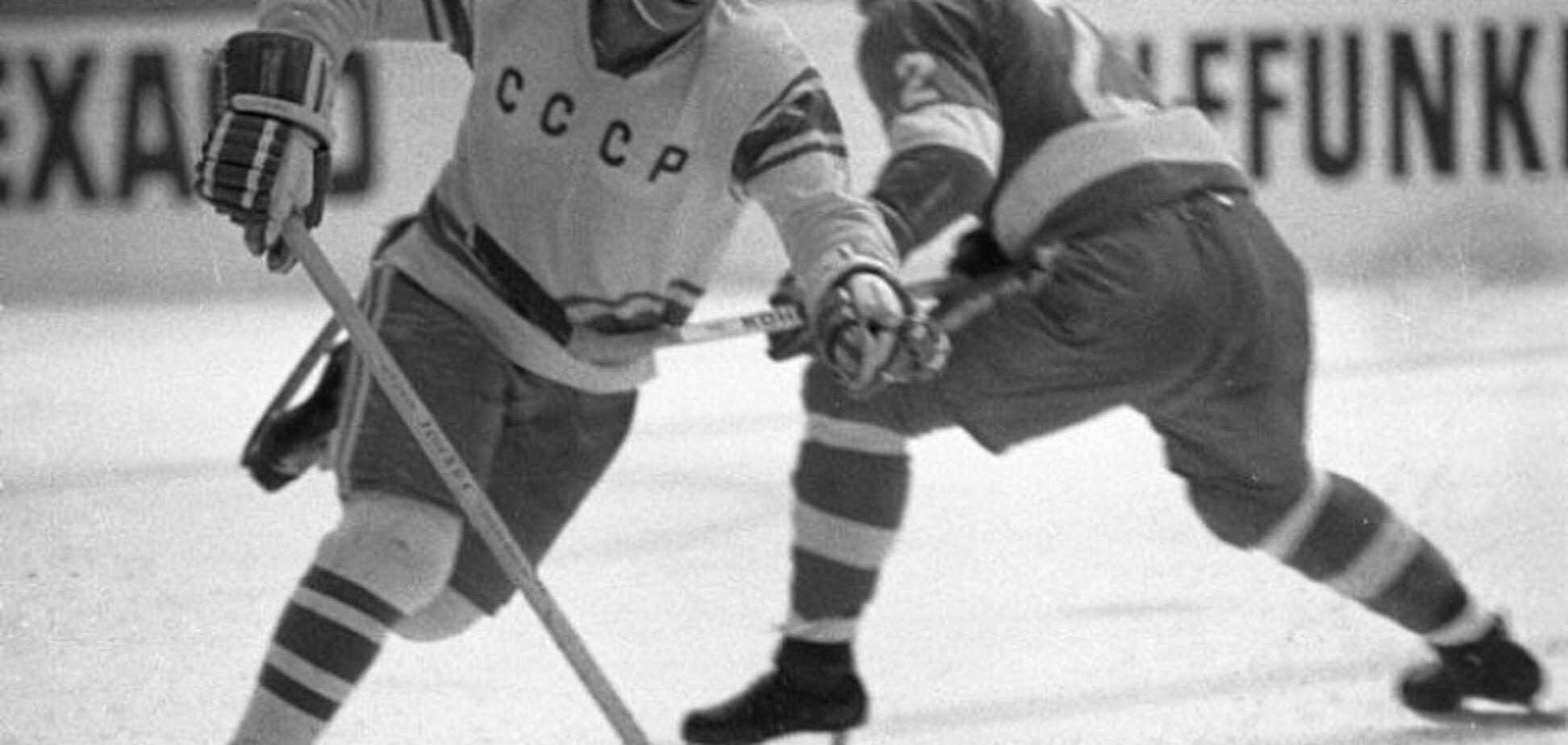 У Москві помер легендарний хокеїст