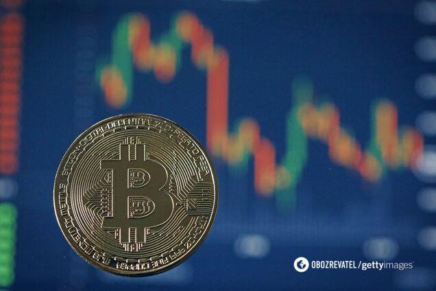Біткоїн подешевшав і обвалив ринок криптовалют