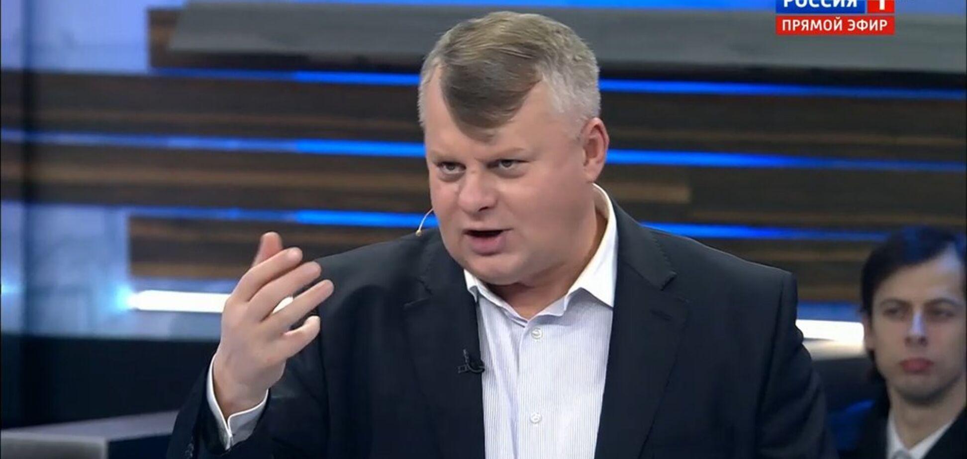 Трюхан розлютив депутата Держдуми яскравою промовою про деокупацію Криму і Донбасу