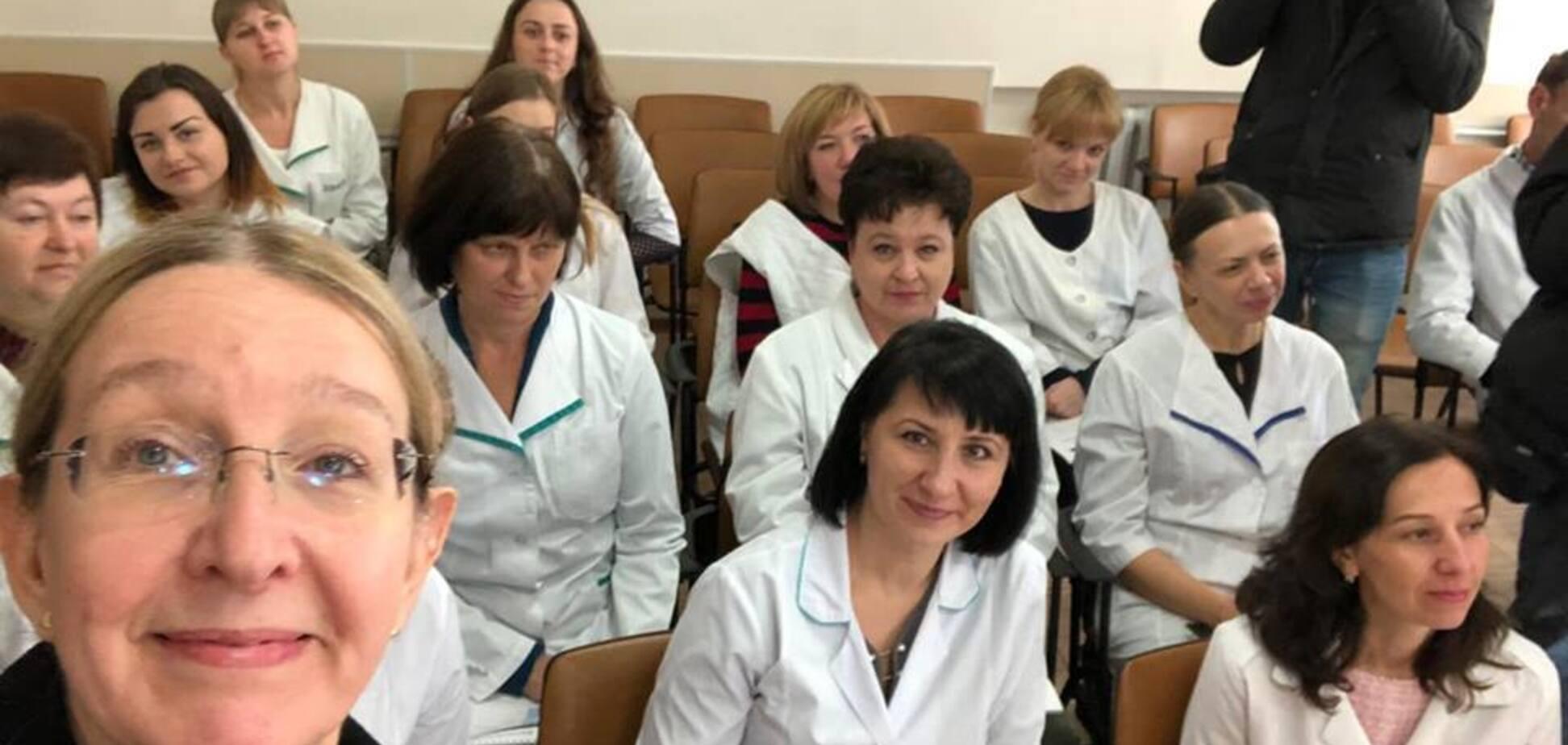 Медреформа-2019: Супрун поділилася грандіозними планами з українцями