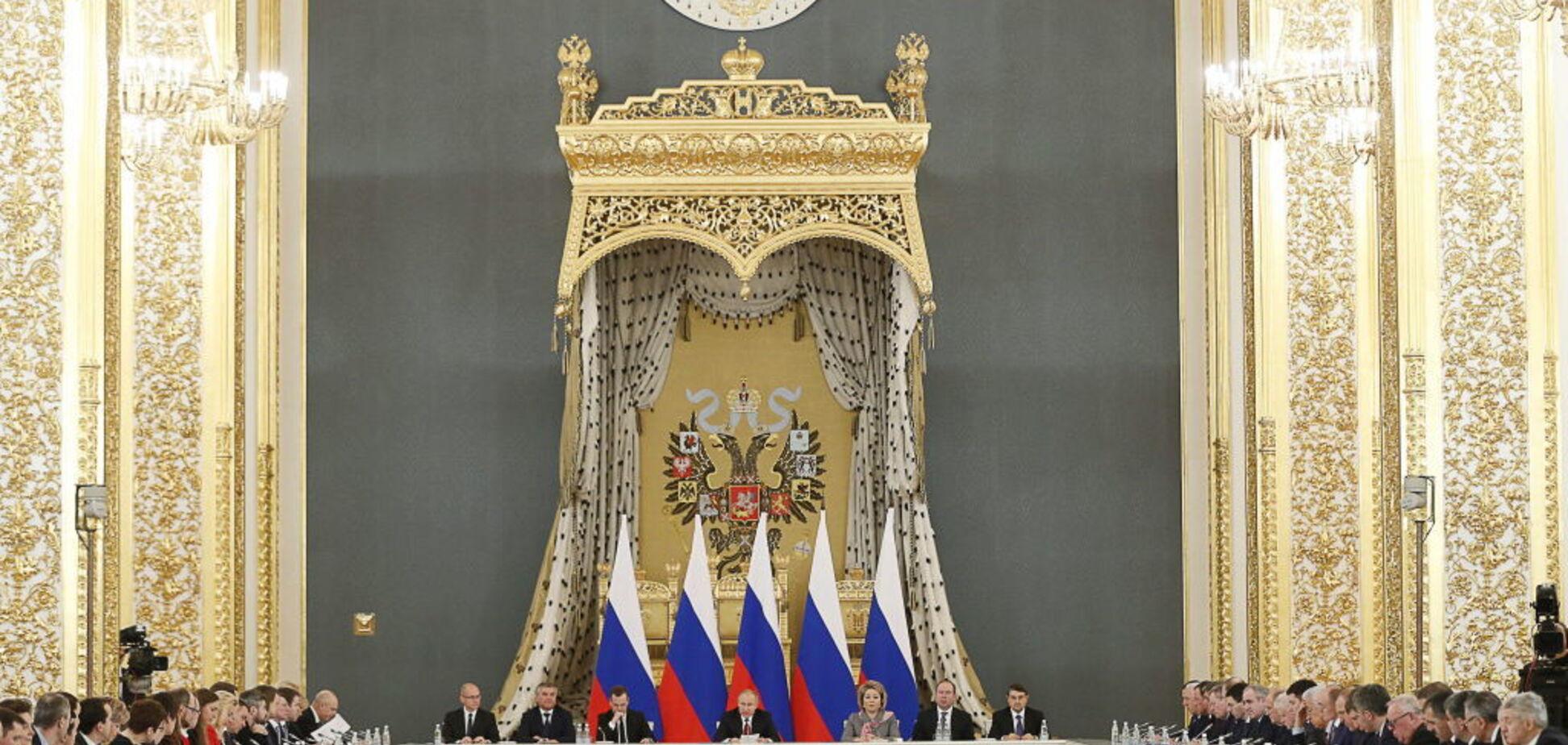В Кремле опасная ситуация