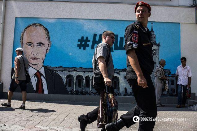 Украина введет новые санкции из-за Крыма