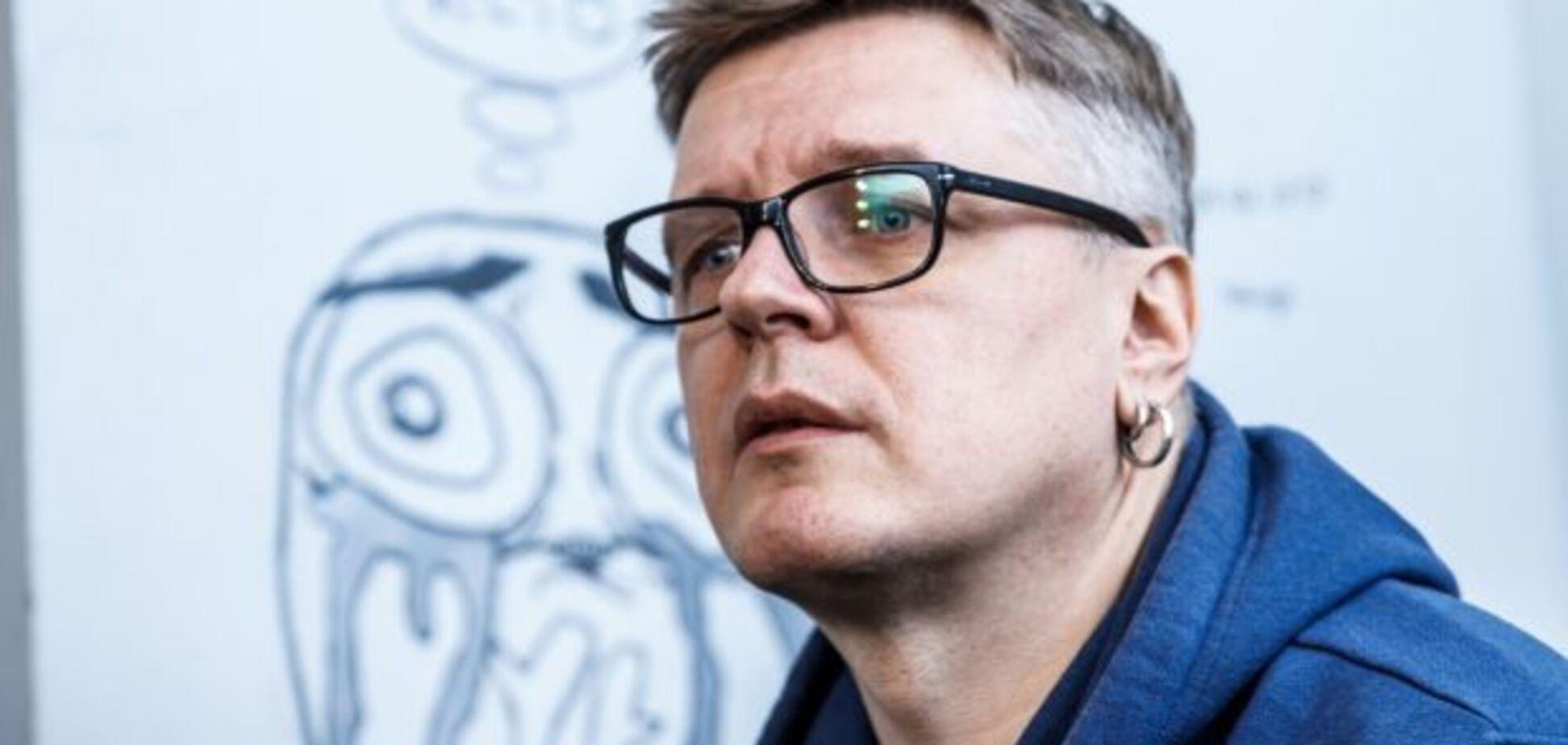 ''Быть страусом'': украинский певец высказался о ''звездах вне политики''