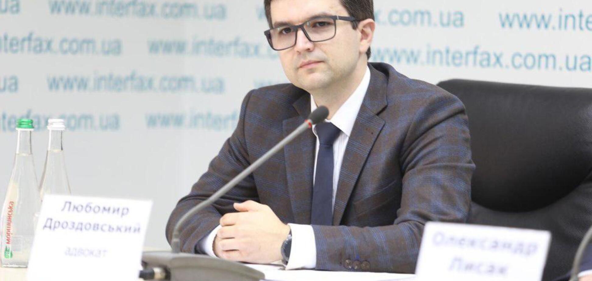 Для поновлення Насірова на посаді виконані всі законні дії — адвокат