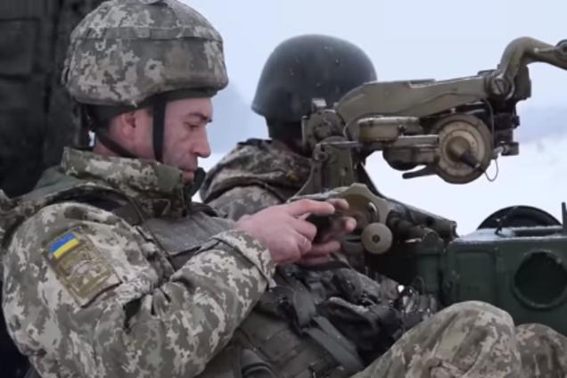 Українські зенітники похвалилися новітнім обладнанням