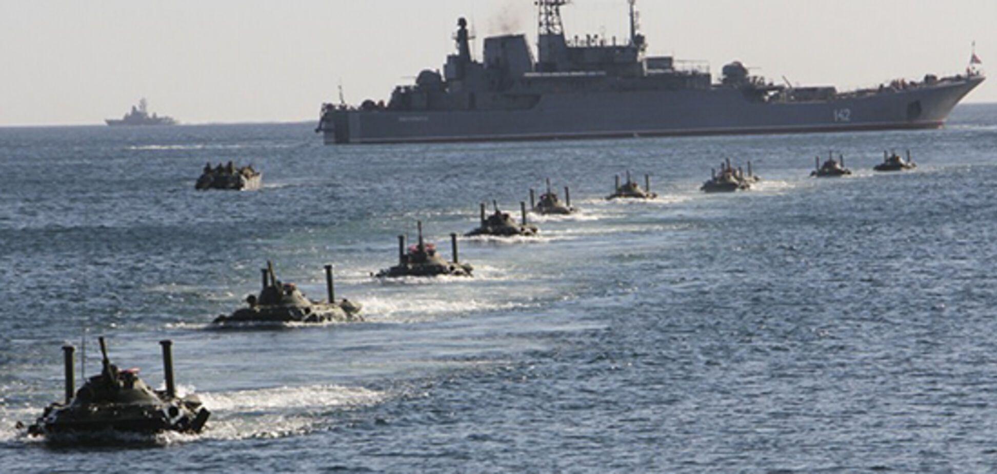 Блокада Азовського моря: стало відомо, скільки кораблів перекинула Росія