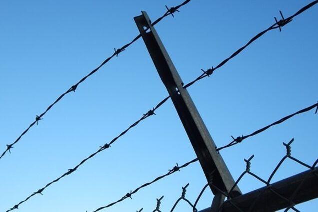 Россия отгородила Крым забором