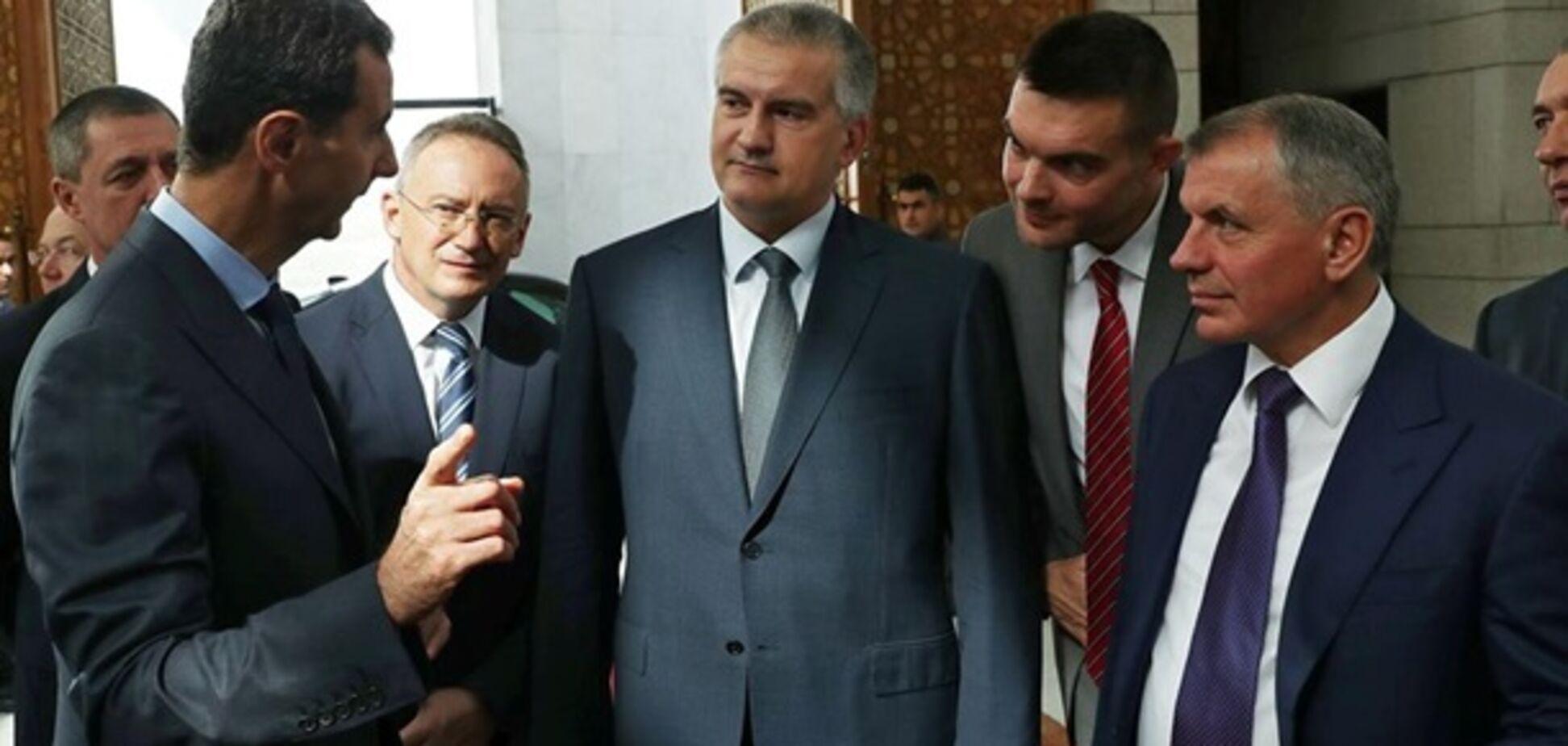 ''Великі гравці пропонують'': Аксьонов хоче відправити до Сирії ''віджату'' в України техніку