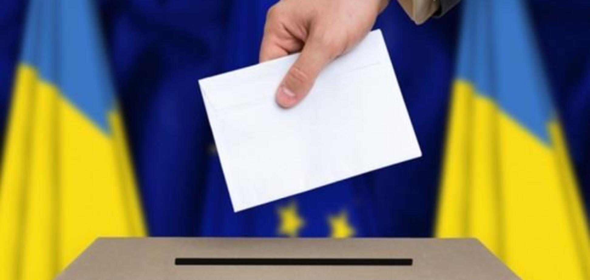 В Украине стартовала избирательная кампания: назван первый кандидат
