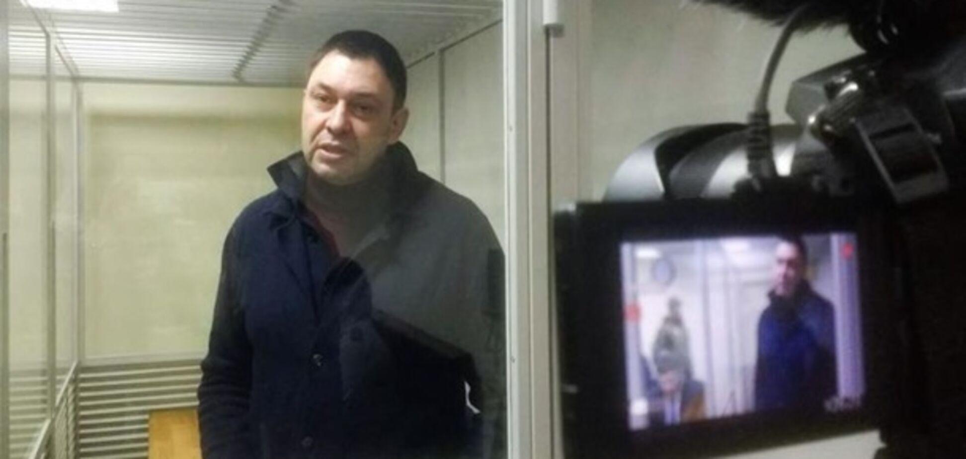 Смайли та ''ура!'': звинувачений в державній зраді журналіст написав листа пропагандистам Росії. Фотофакт