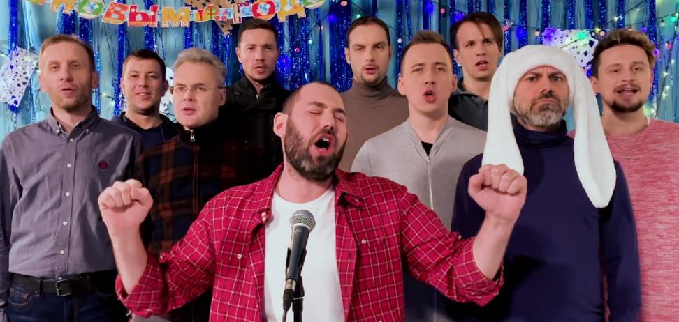 ''Пі*дець, скільки можна!'' Слєпаков записав лайливий хіт про 2018 рік