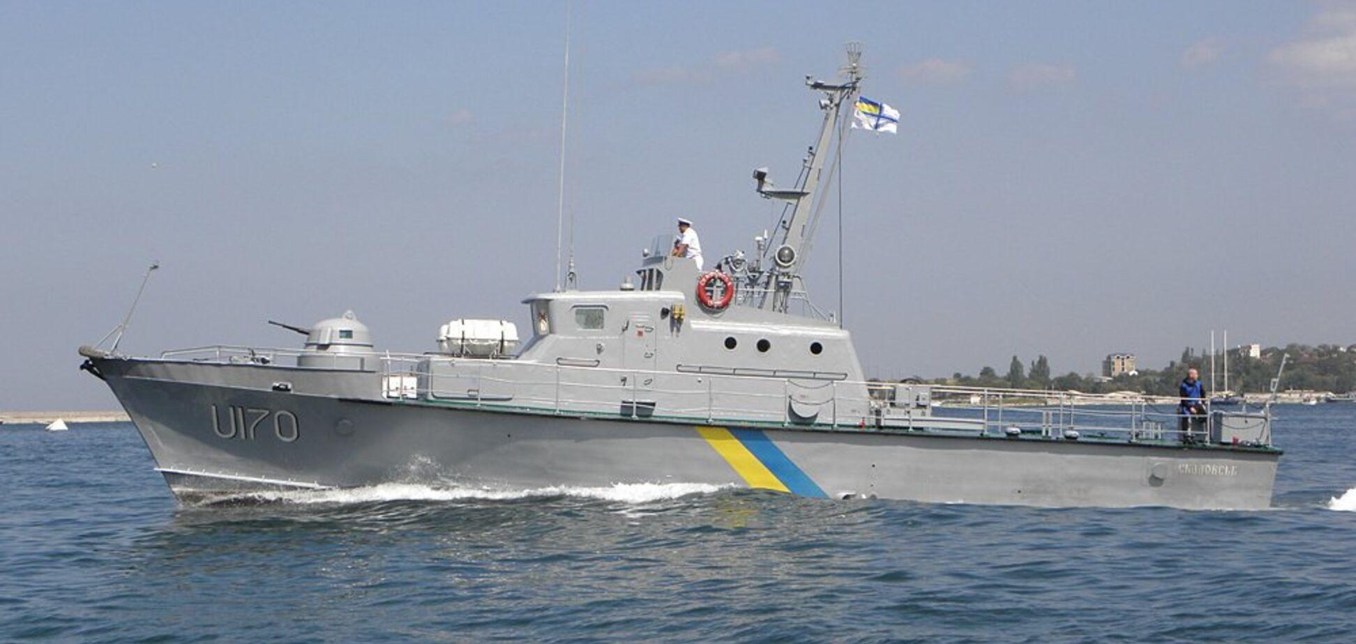 Украина усилит Азовское и Черное моря десятками катеров