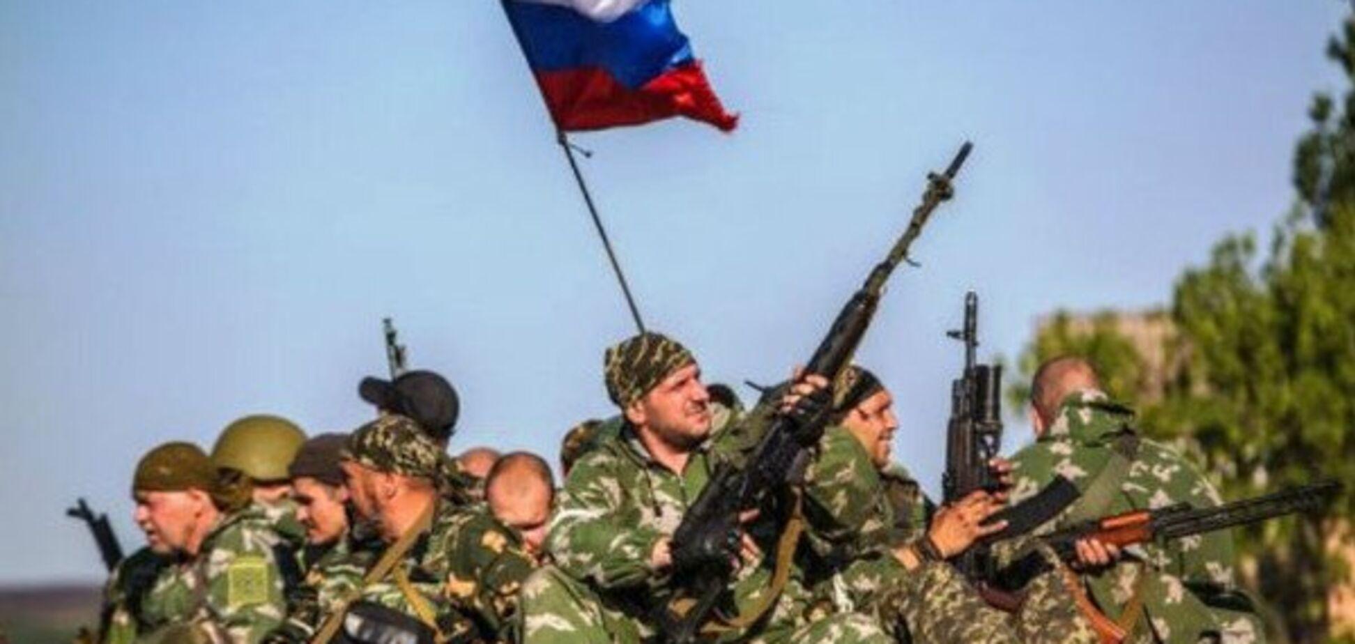 На Донбасі ''самоліквідувався'' російський найманець: у мережі показали фото