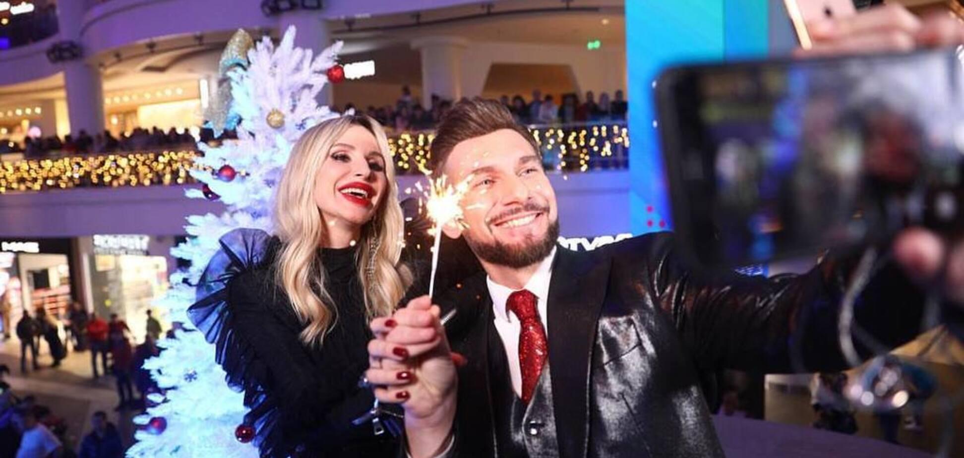 Украинские звезды засветились на 'новогоднем огоньке' в России: кто был