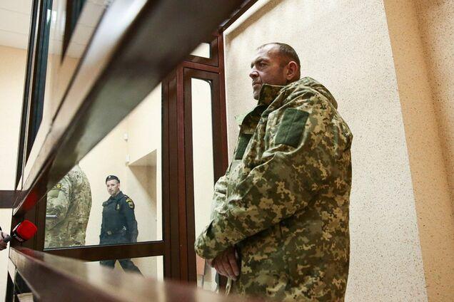 Один із затриманих українських моряків Юрій Будзило