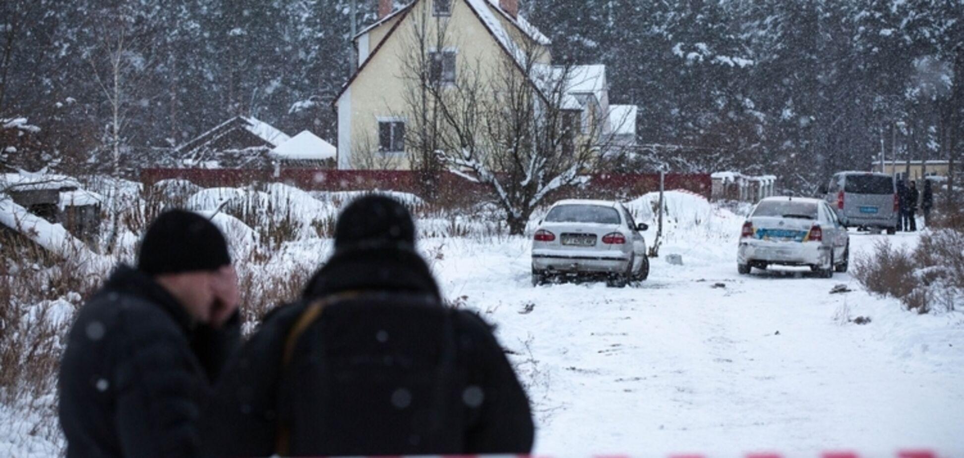 Годовщина расстрела в Княжичах: отец погибшего полицейского указал на подозрительные моменты