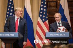 Путин получил 'щелчок по носу'