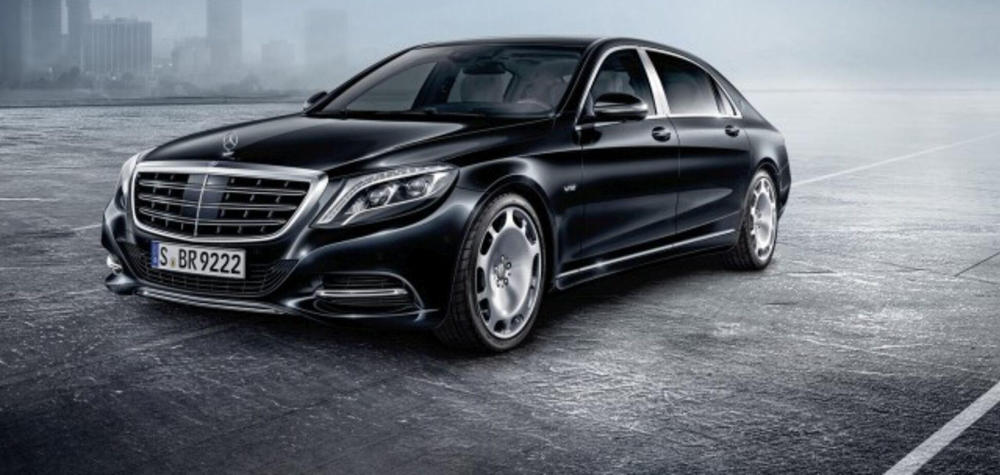 Бронированные Mercedes за 42 млн: стало известно о роскошных покупках Госуправления делами Украины