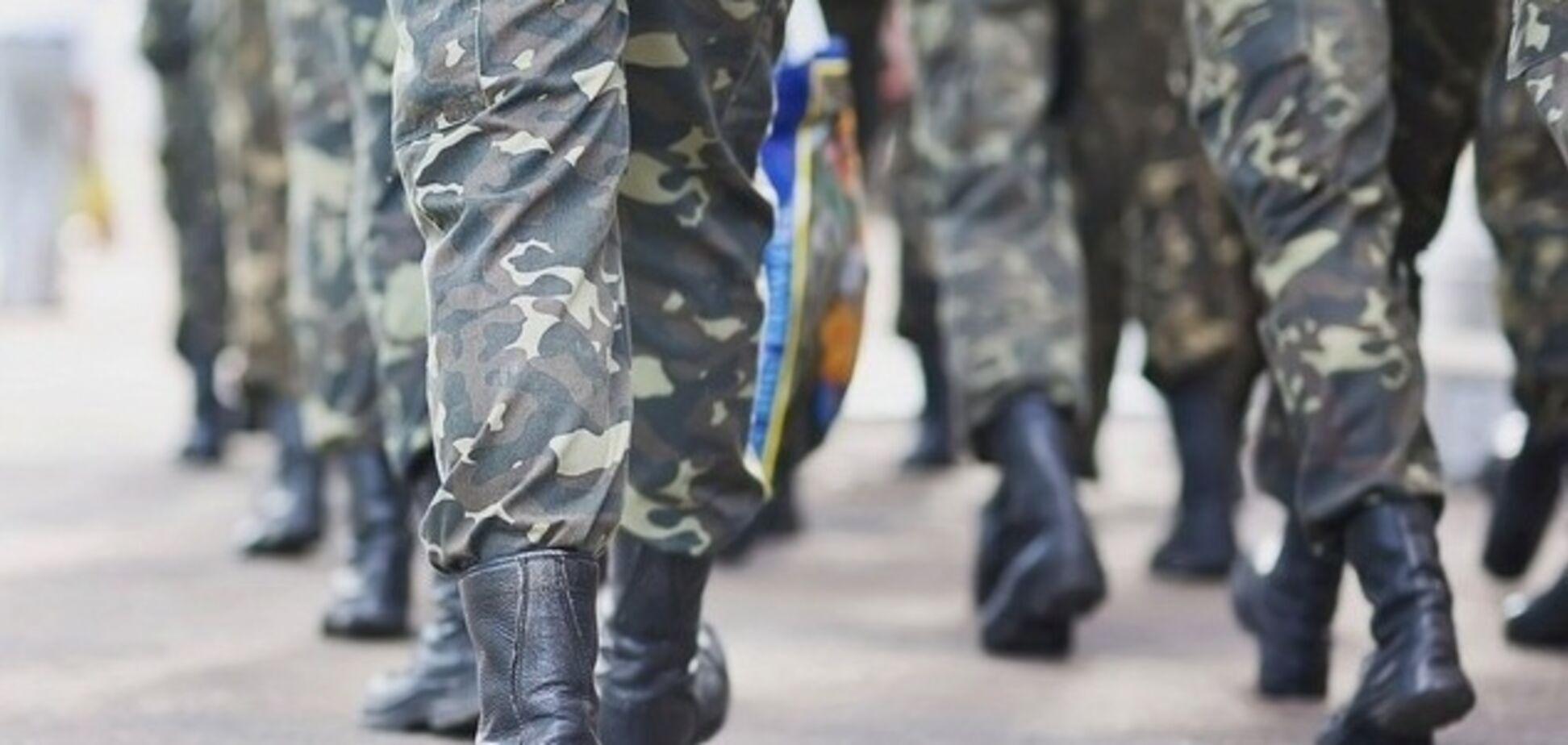 Военное положение в Украине: в ВСУ объяснили ''ловлю'' призывников