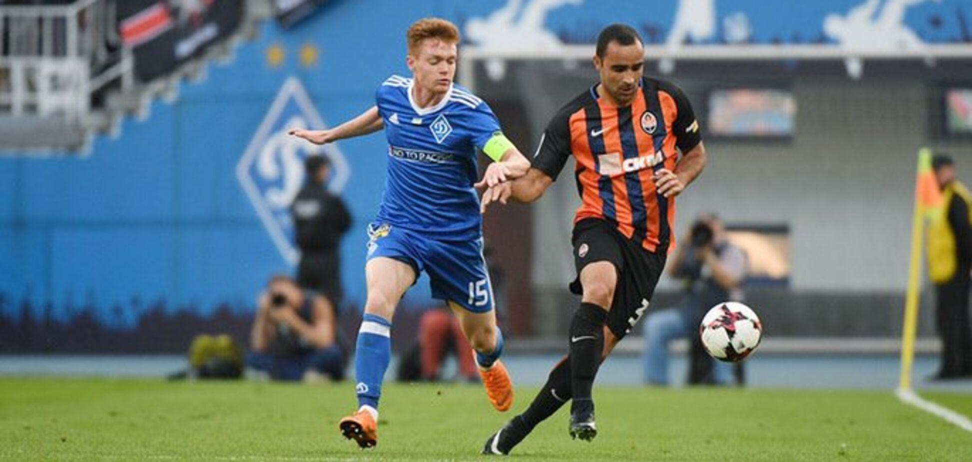 Стал известен самый дорогой футболист украинского чемпионата
