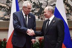 ''Военные преступники'': друг Путина выступил против Украины
