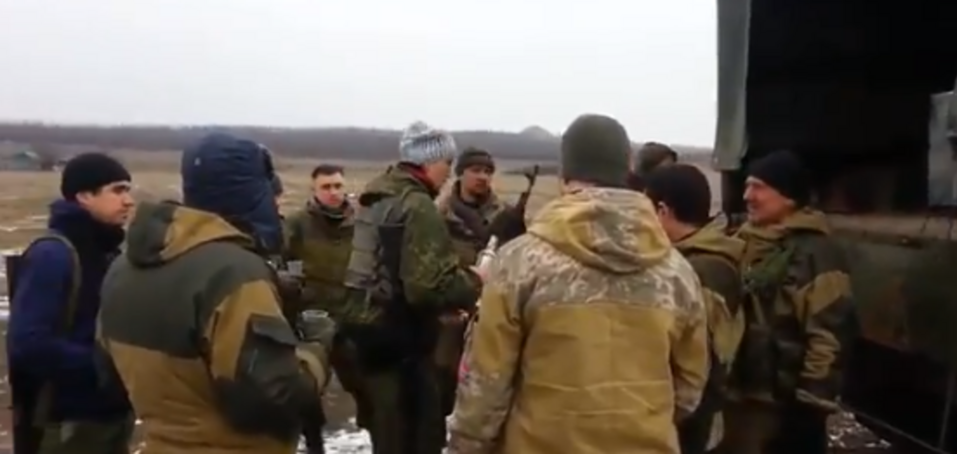 ''Назад тільки у цинкових'': з'явилося відео гучних ''проводів'' убитого терориста ''ДНР''