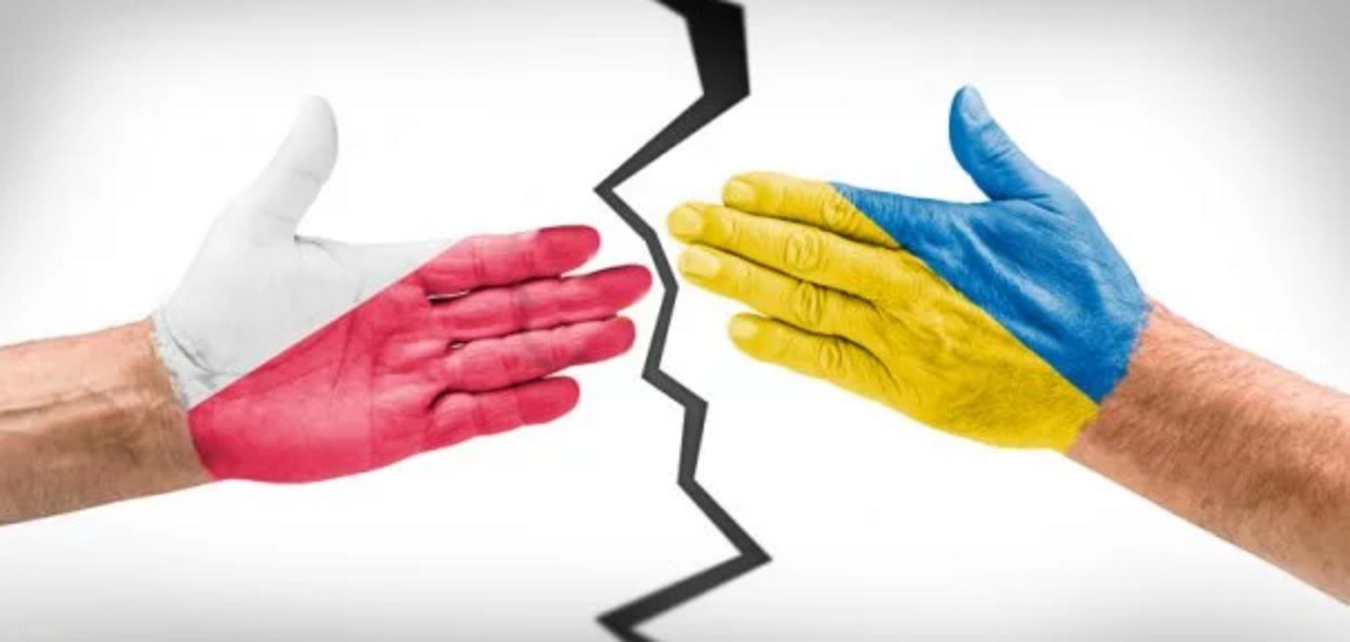 ''Подбросила яблоко раздора'': Дещица обвинил Россию в ссорах Украины и Польши