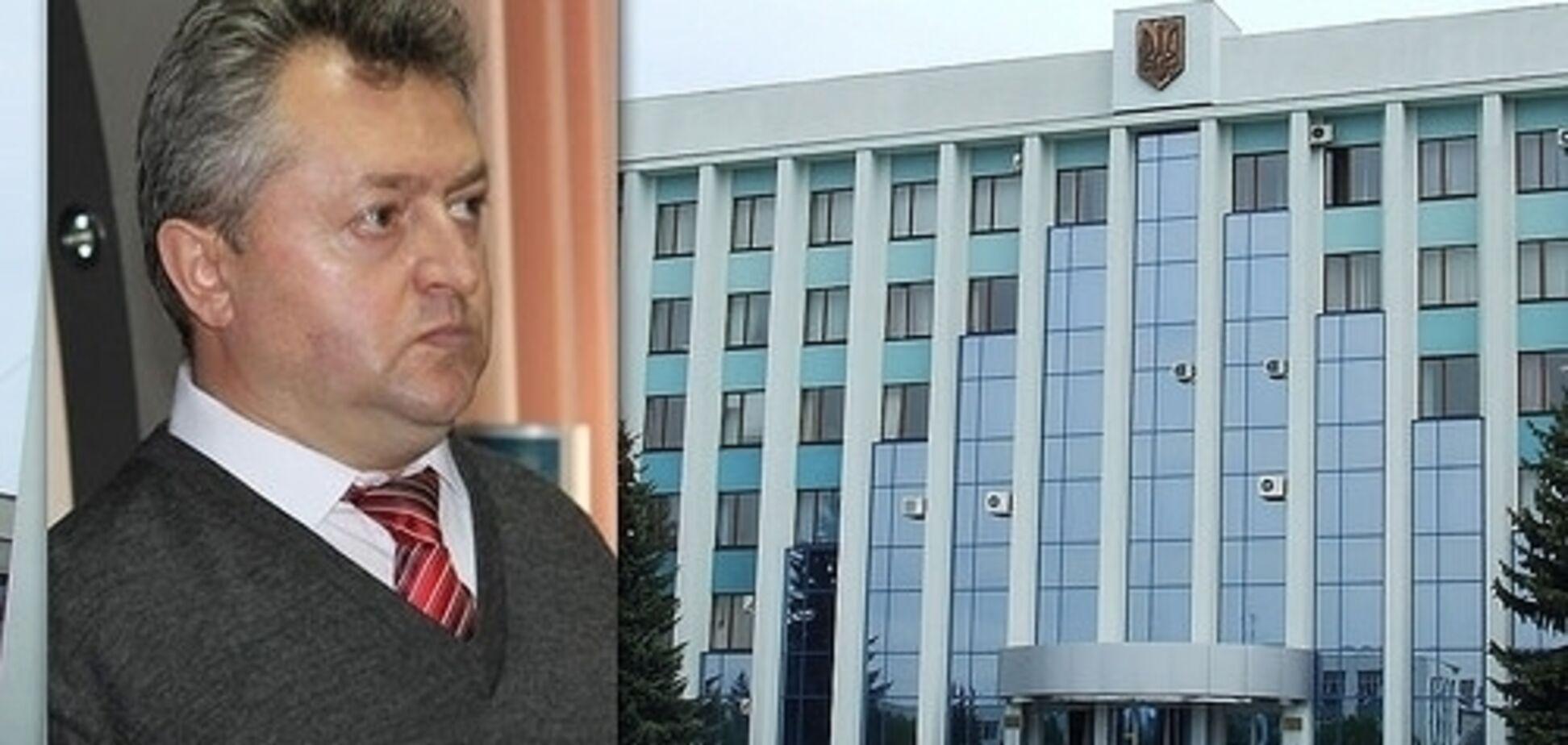 Суд виправдав колишнього заступника голови Рівненської ОДА, який погорів на хабарі