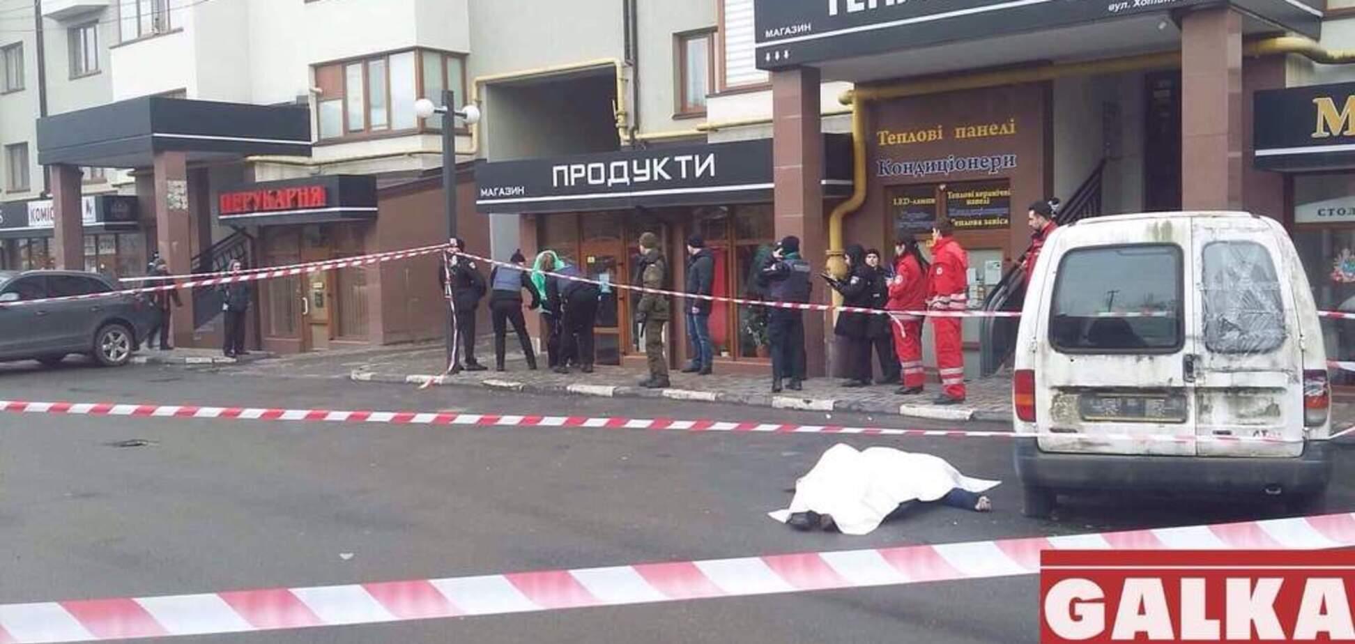 Розстріл кримінального авторитета в Івано-Франківську: спливли нові подробиці