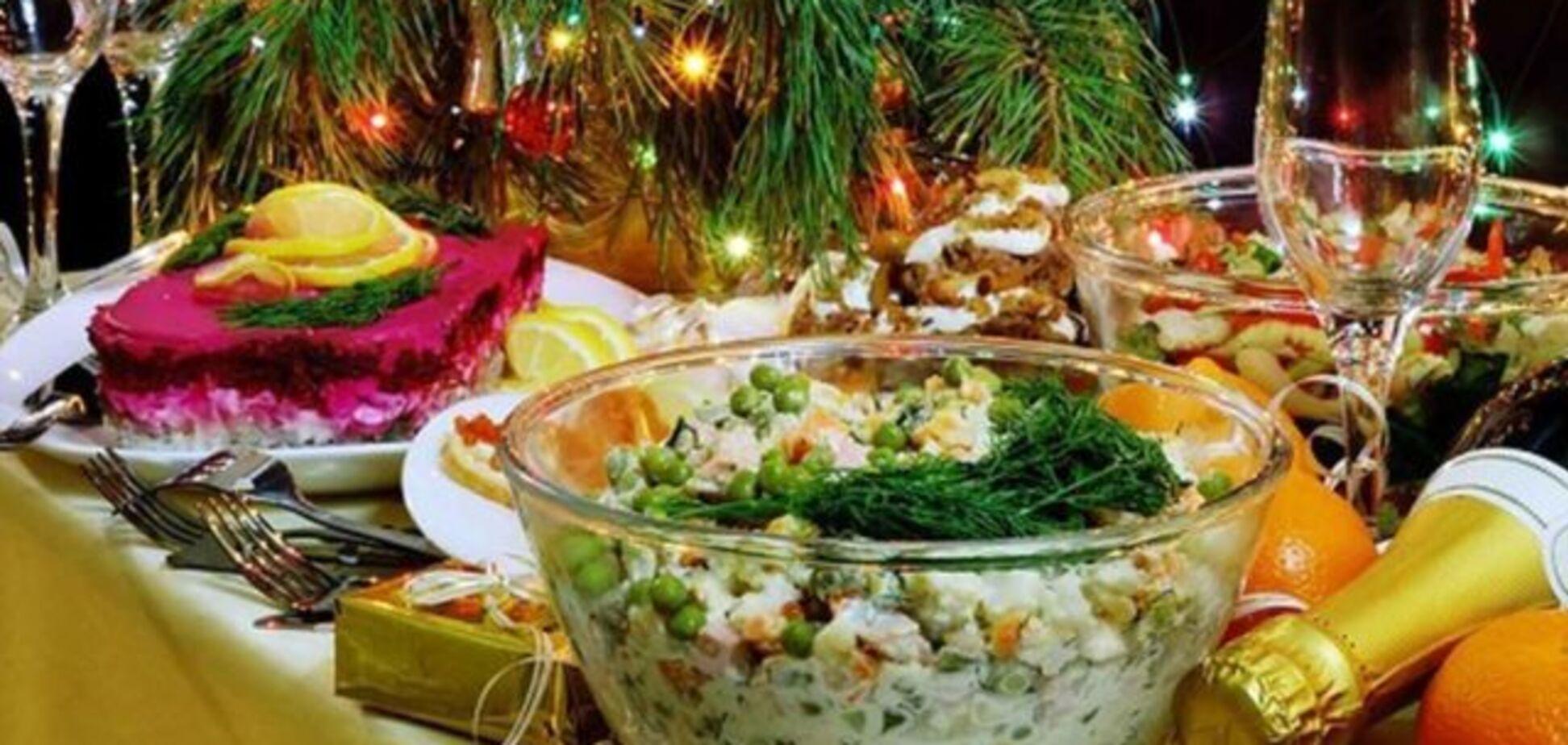 Старые блюда по-новому: кулинар предложил уникальные рецепты на Новый год