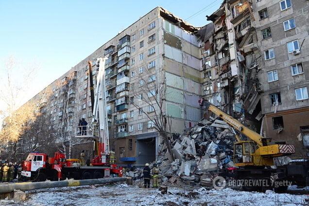 В Магнитогорске рухнул дом: появились данные об украинке