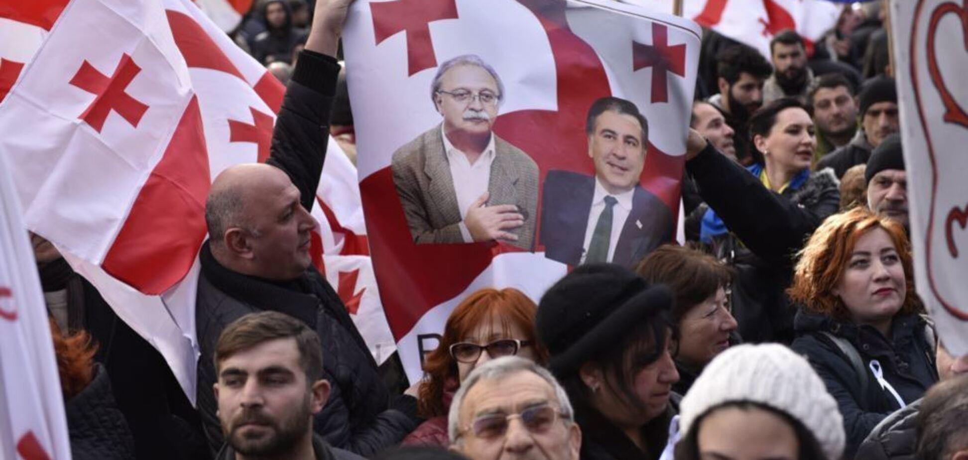 Похищение и разбои: что известно о задержанных в Грузии людях Семенченко и как замешан Саакашвили