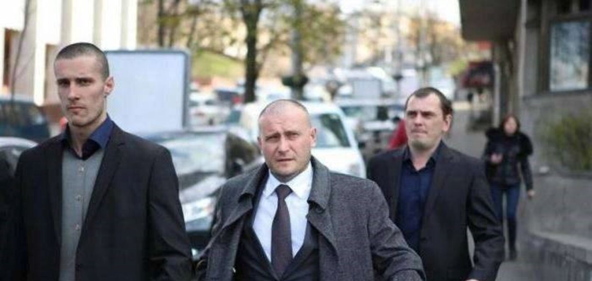 Звинуватили в екстремізмі: в Росії посадили екс-охоронця Яроша
