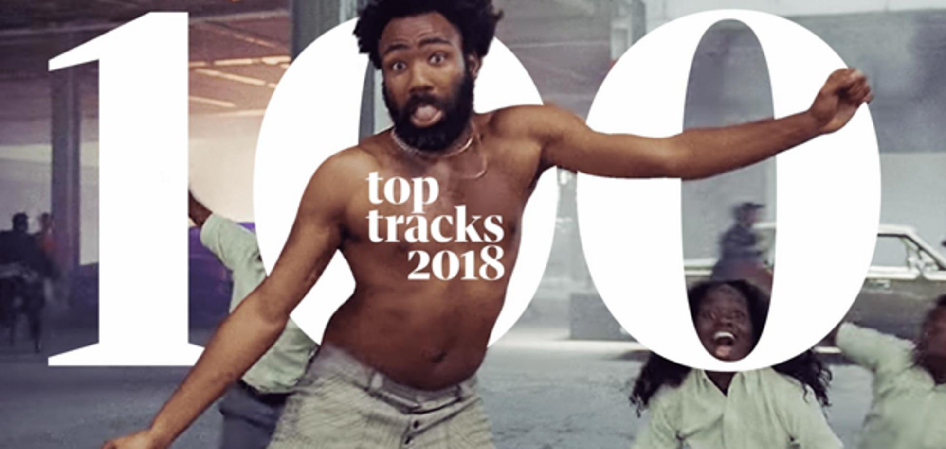 Топ-лист: названы 10 лучших песен 2018 года