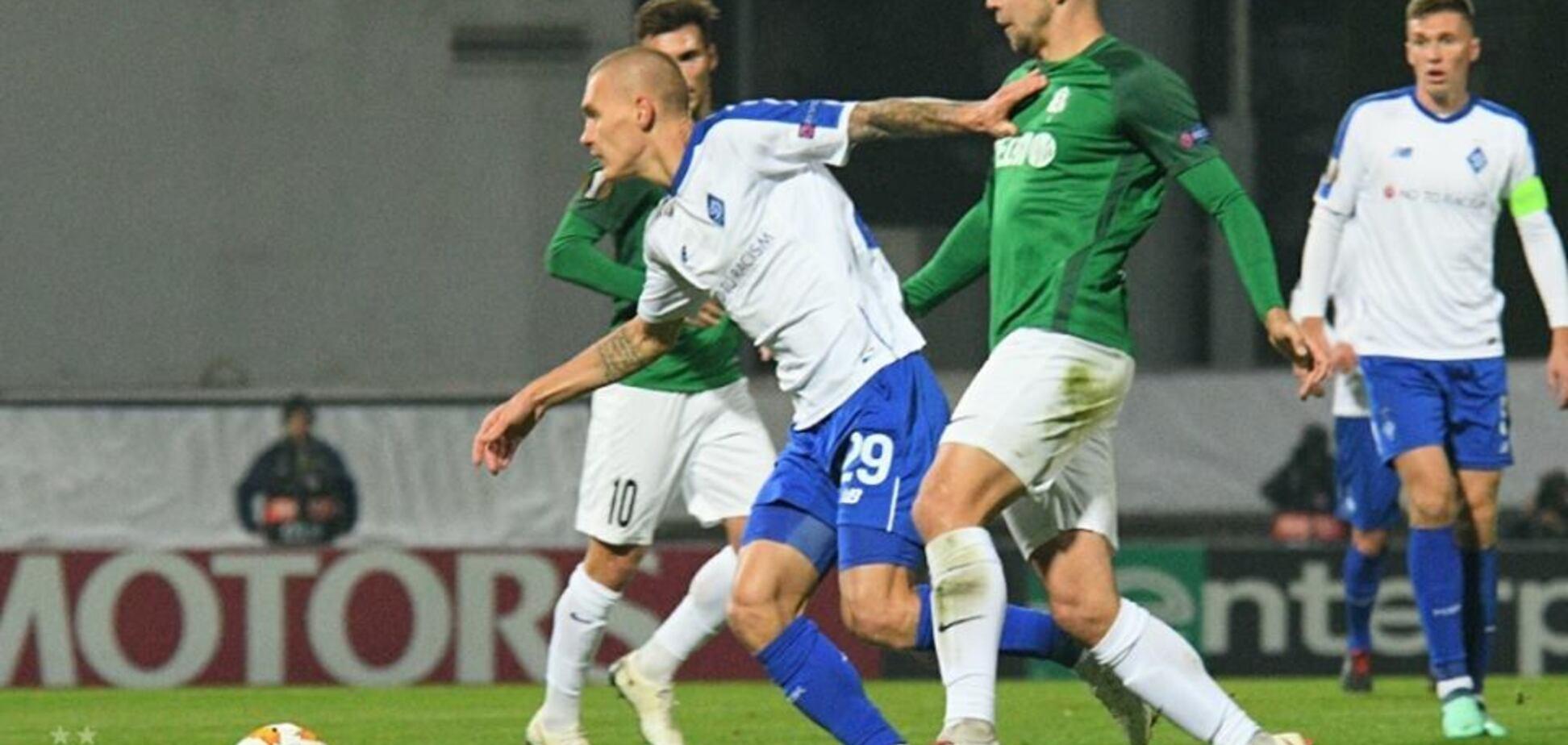 Из-за 'Шахтера': матч 'Динамо' в Лиге Европы могут перенести