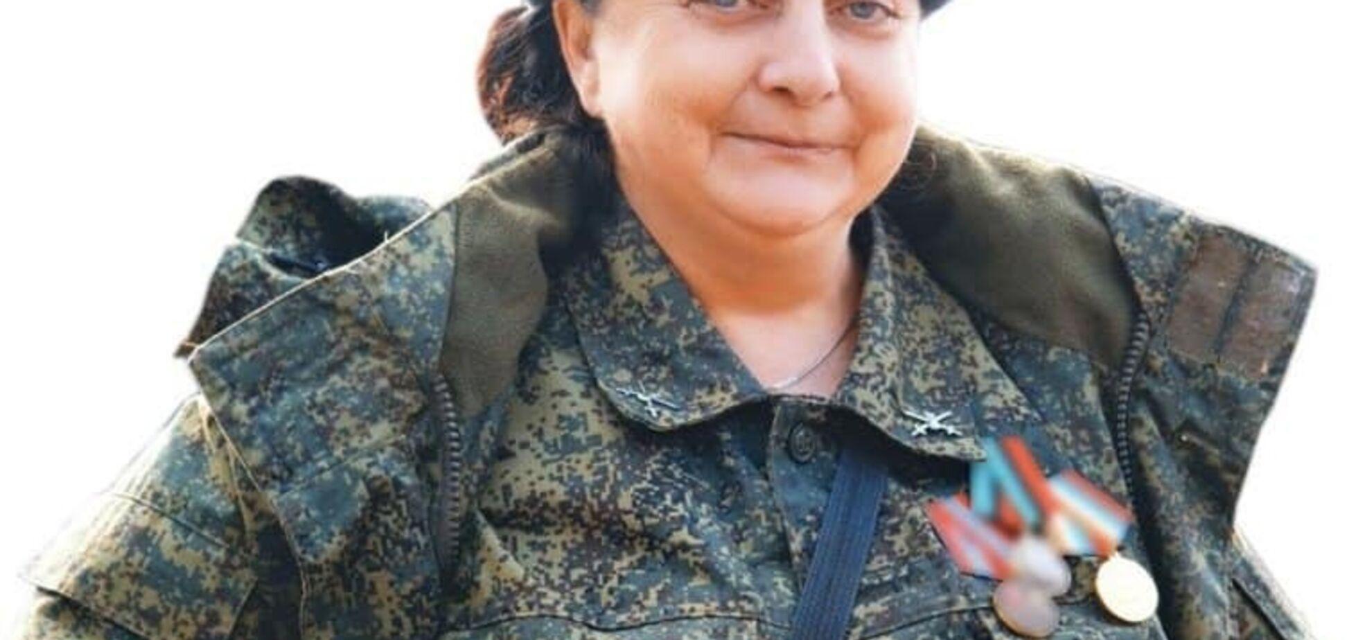 ''Наградили за Дебальцево'': на Донбассе ликвидирована матерая террористка. Фотофакт