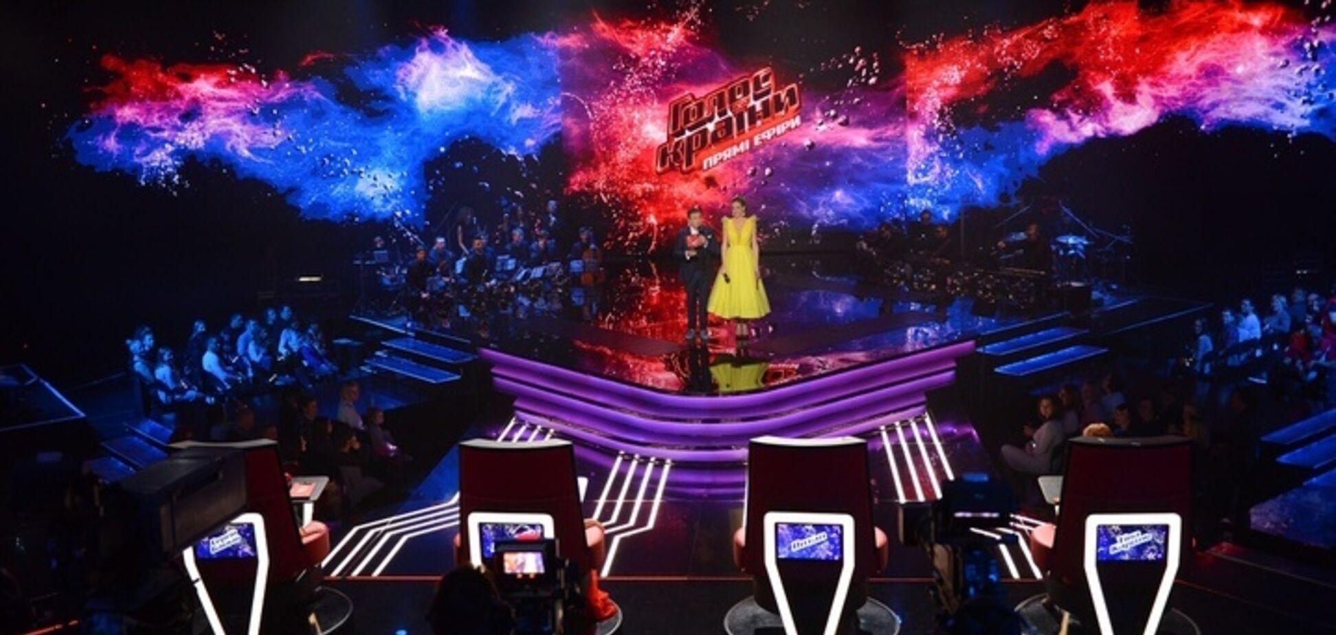 ''Голос країни'' 9 сезон: хто сяде в крісла суддів