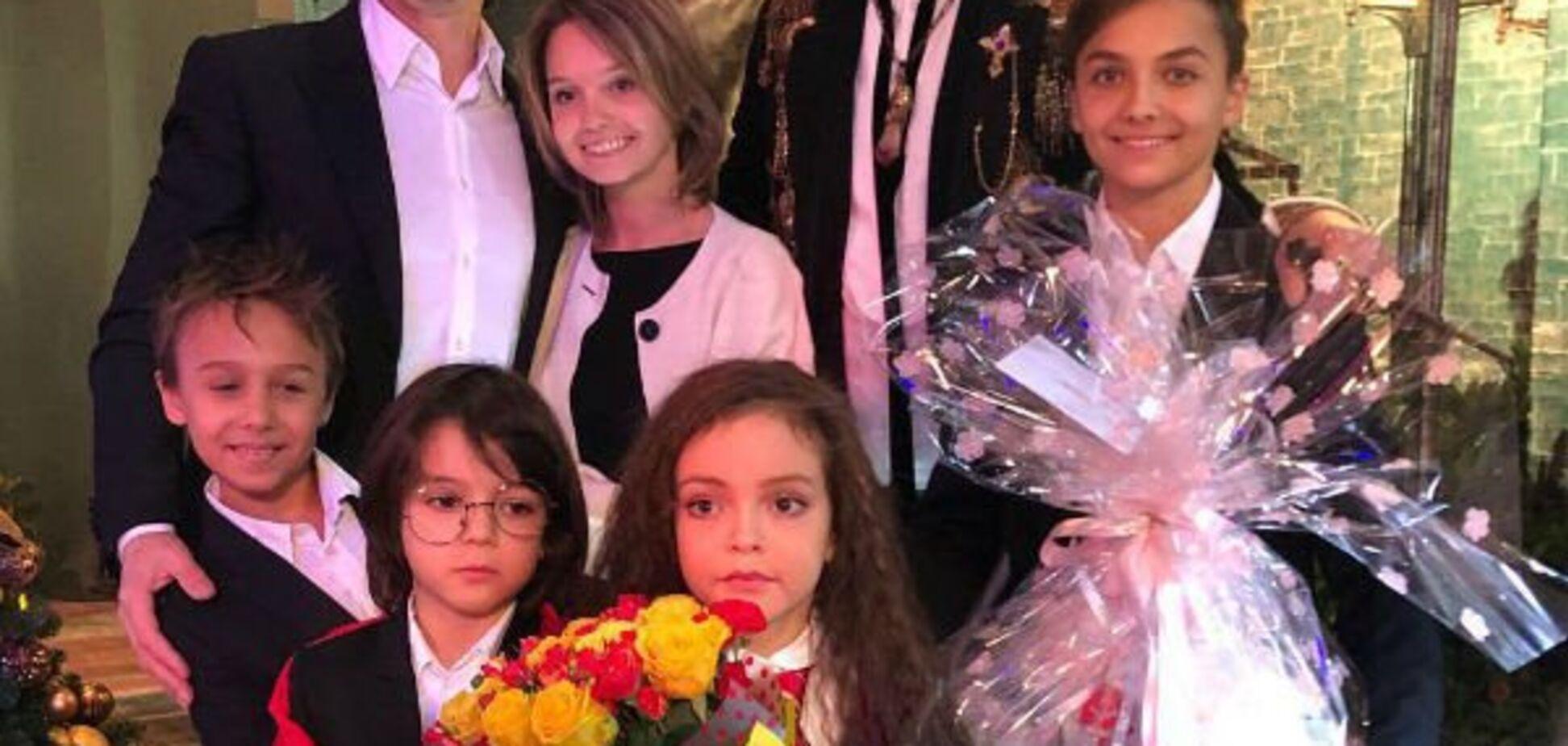 Киркоров закатил шикарный день рождения дочери: фото звездных гостей
