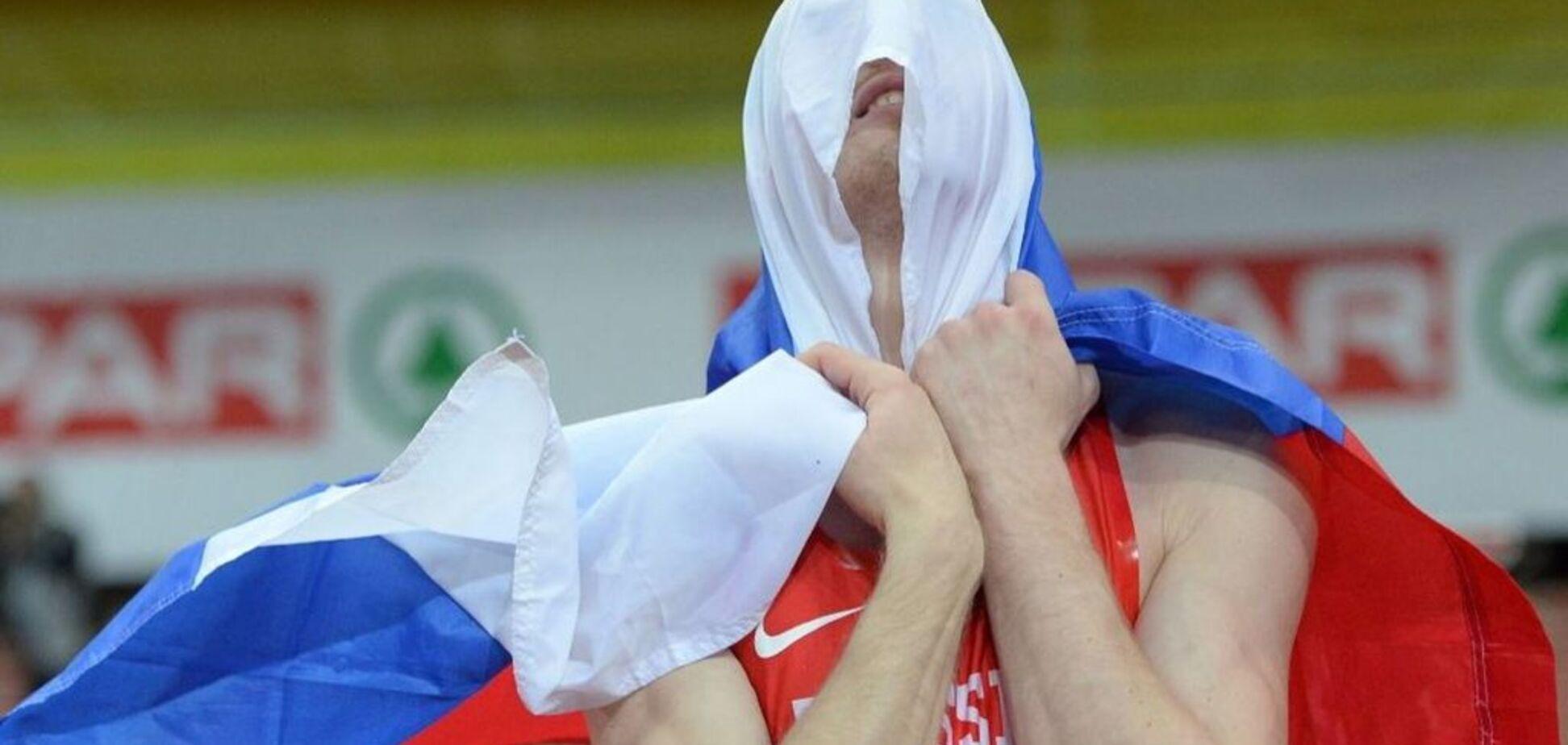 Международная организация вновь изгнала Россию из легкой атлетики