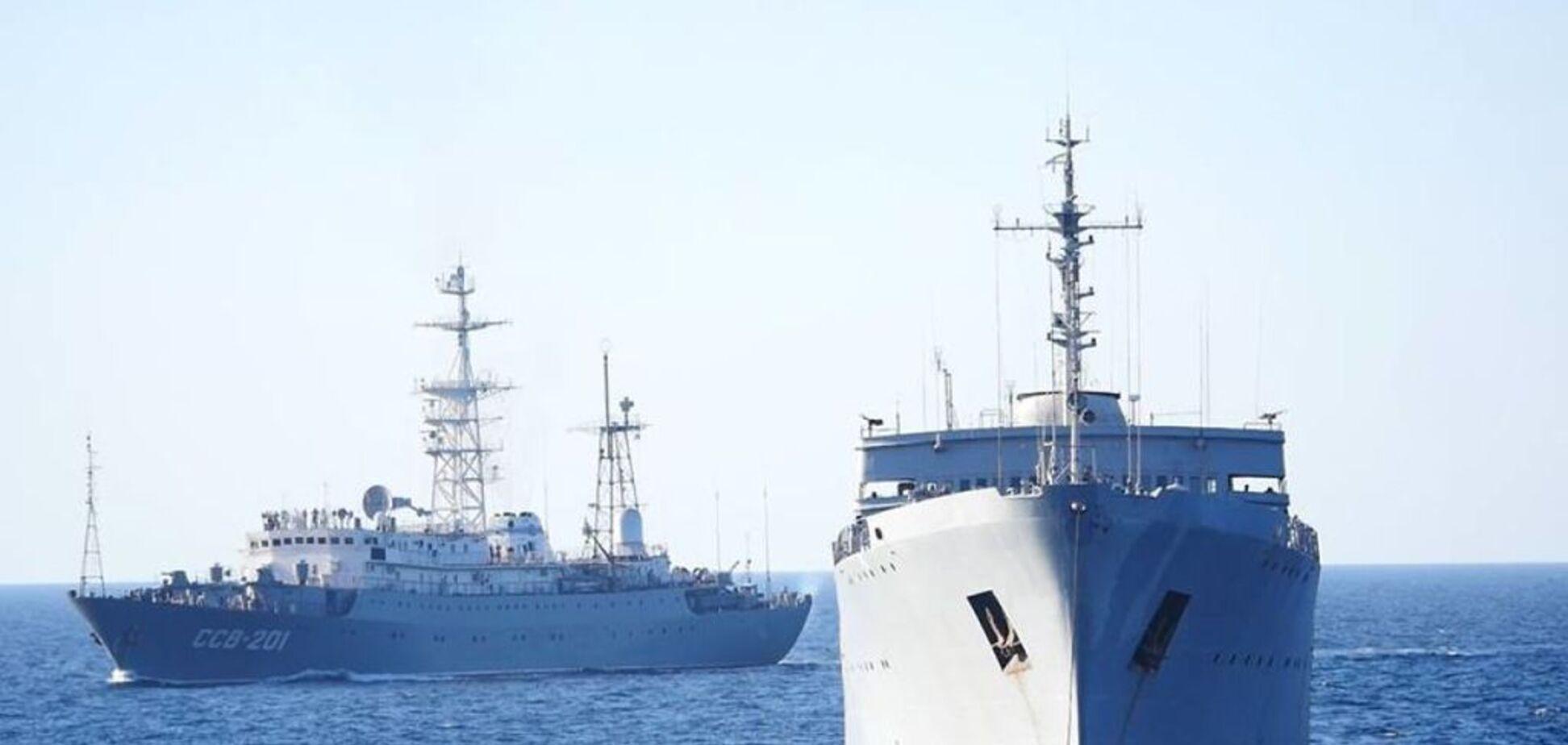 Українські кораблі