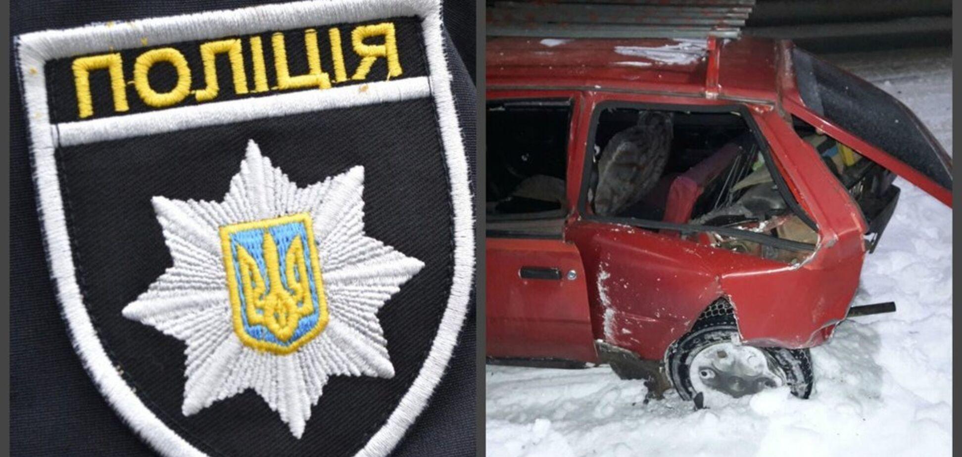 Машина в брухт, винуватець зник: поліція ''скасувала'' виклик на ДТП