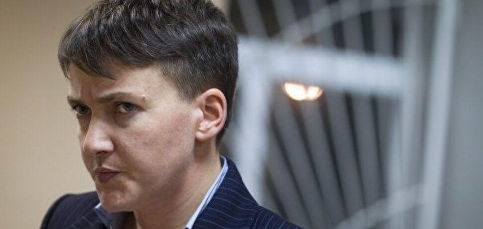 ''Пора заканчивать вакханалию'': Савченко объявила голодовку