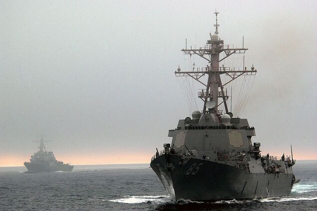 Есмінець USS McCampbell